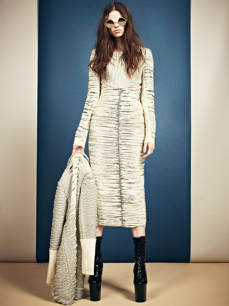 MikaelKaleFW19 Mikhael Kales Sleek and Modern Fall/Winter 2013 Collection