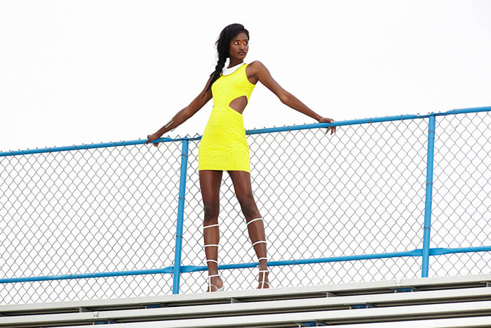 NastyGal APRILlookbook 22 Melodie Monrose is Sporty Chic for Nasty Gals April Lookbook