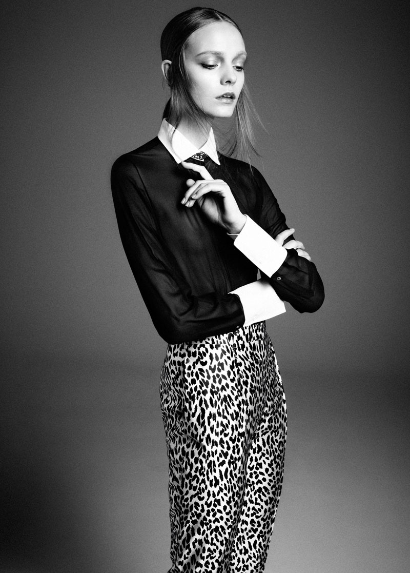 NimueSmit6 Nimue Smit is Ladylike for Apropos Journals Spring/Summer 2013 Issue