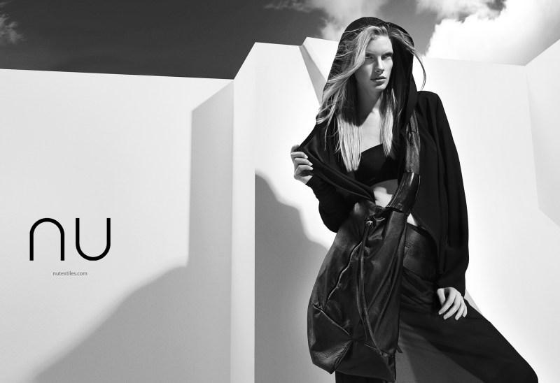 NuTextile2 Ilse de Boer Models for NU's Spring 2013 Campaign by Nihat Odabasi