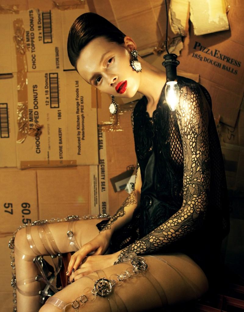 RanyaBag4 Ranya Mordanova Stars in Lady Baglady by Nikolay Biryukov