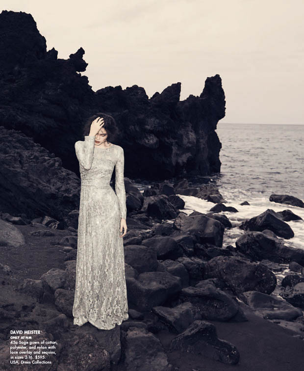 SuiHeNM10 Sui He is An Island Beauty for Neiman Marcus May 2013 Issue of The Book