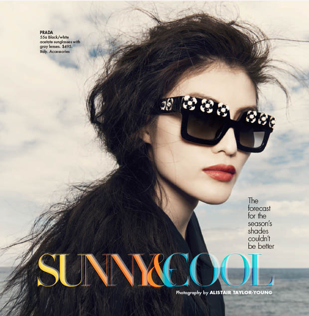 SuiHeNM17 Sui He is An Island Beauty for Neiman Marcus May 2013 Issue of The Book