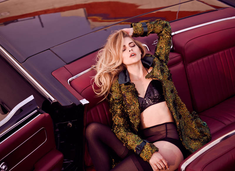 TP 02 Teresa Palmer Poses for Stevie and Mada in Flaunt Magazine