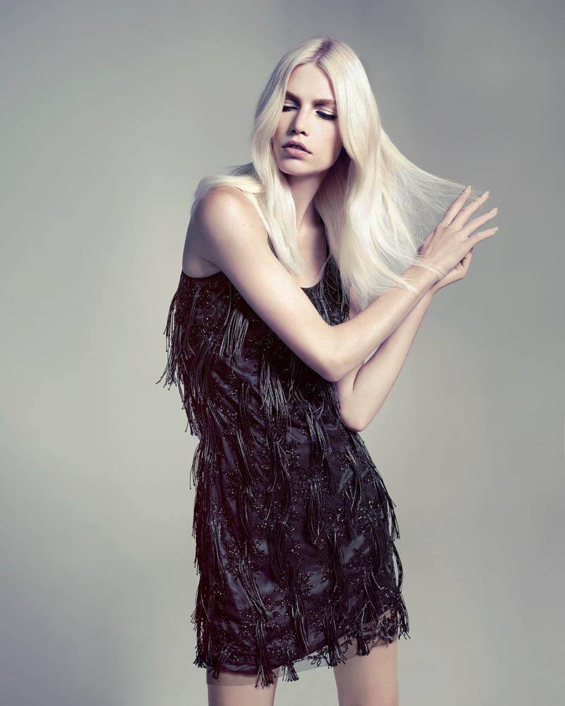 aline weber abrand12 Aline Weber Shines in A.Brand Fall 2013 Campaign