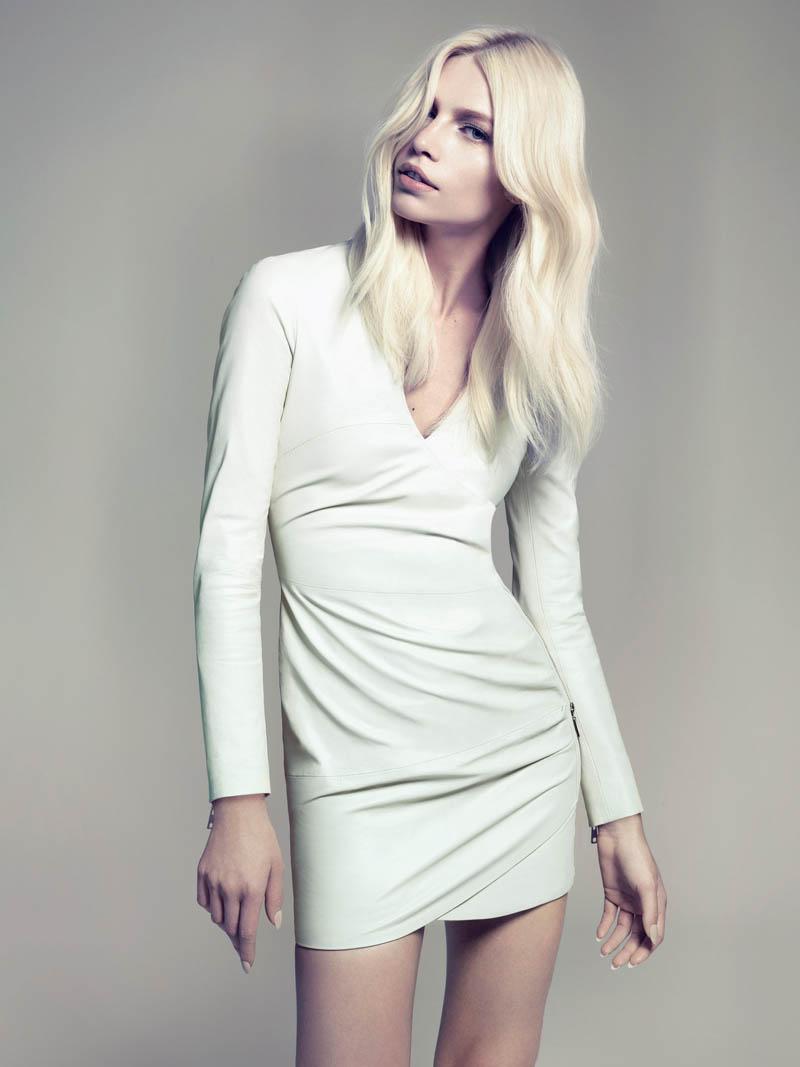aline weber abrand3 Aline Weber Shines in A.Brand Fall 2013 Campaign