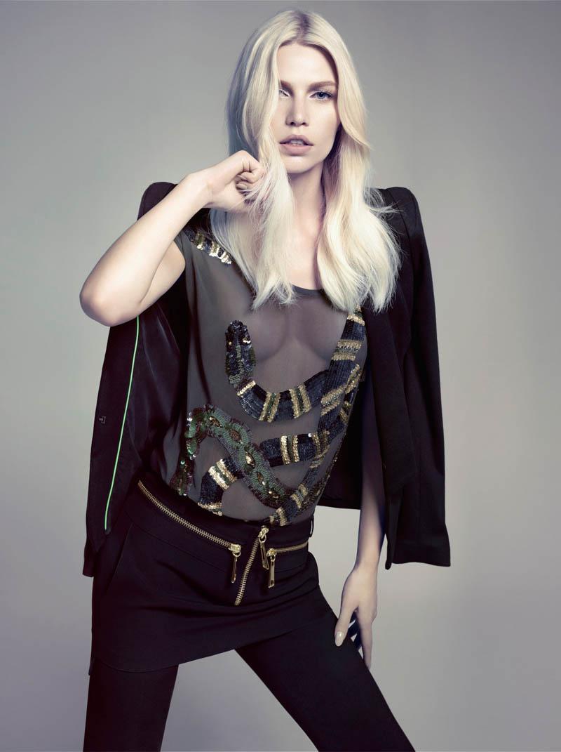 aline weber abrand7 Aline Weber Shines in A.Brand Fall 2013 Campaign