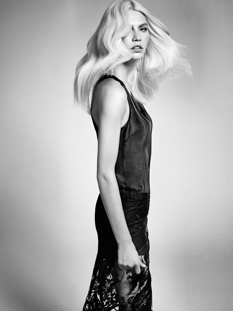 aline weber abrand8 Aline Weber Shines in A.Brand Fall 2013 Campaign