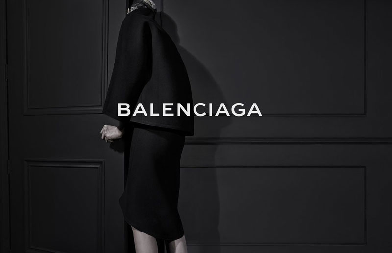 balenciaga fall winter See a First Look at Balenciagas Fall 2013 Campaign by Steven Klein