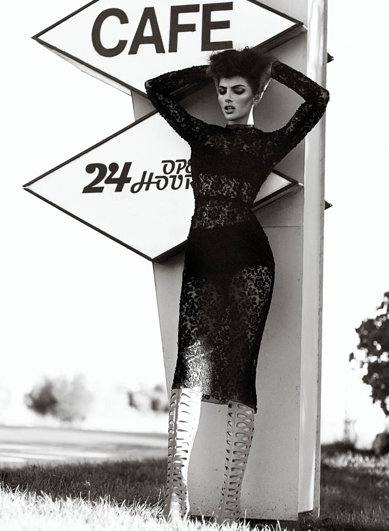 chris nicholls 1970 Catrina Stella Sports Seductive Styles for Chris Nicholls in Flare May 2013