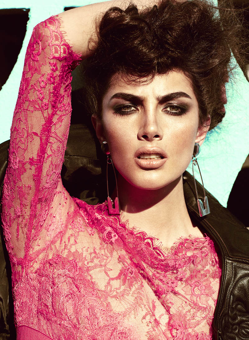 chris nicholls 1972 Catrina Stella Sports Seductive Styles for Chris Nicholls in Flare May 2013