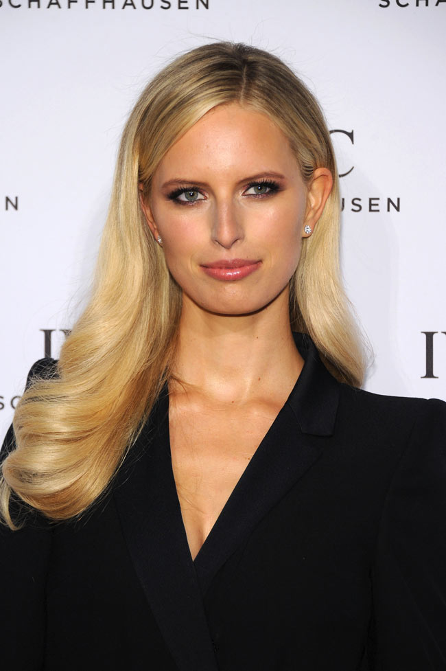 karolina kurkova3 Karolina Kurkova Wears Blumarine to the For the Love of Cinema Celebration