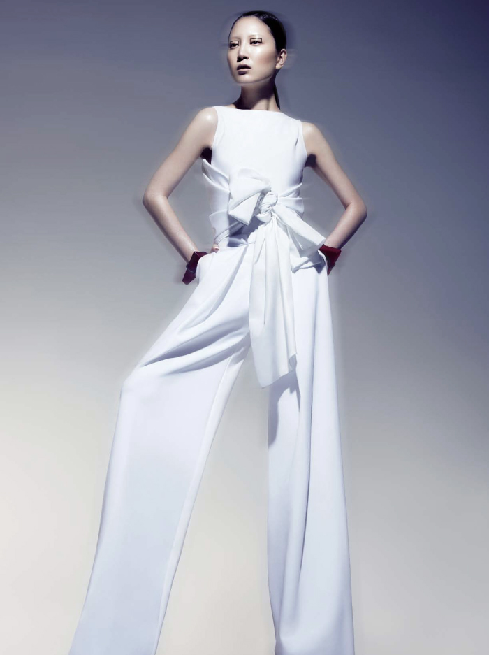 lilyandlilac 03 Ishie Wang is Ethereal for Dress To Kill Spring 2013 by Lily & Lilac