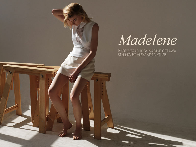 Madelene de la Motte by Nadine Ottawa for Fashion Gone Rogue
