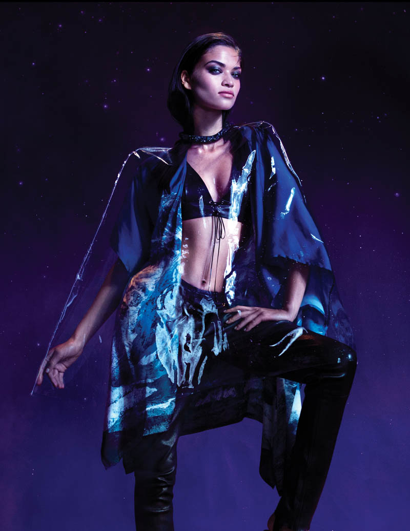 shanina shaik casey brooks5 Shanina Shaik by Casey Brooks in The Sun Also Sets for Fashion Gone Rogue