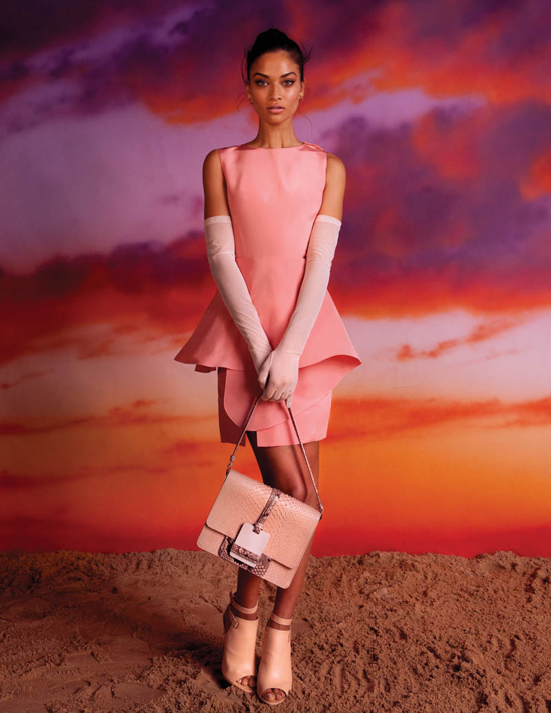 shanina shaik casey brooks6 Shanina Shaik by Casey Brooks in The Sun Also Sets for Fashion Gone Rogue