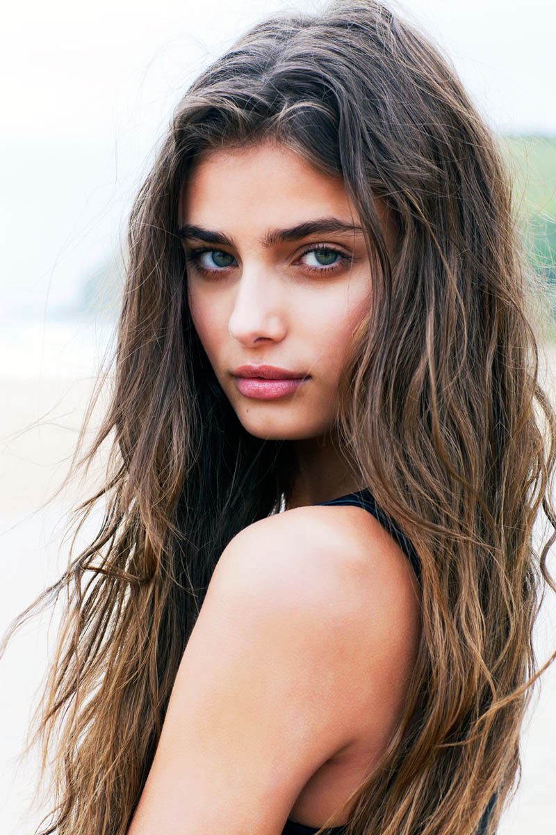 """Taylor Hill by Della Bass in """"Water Baby"""" for Fashion Gone Rogue"""