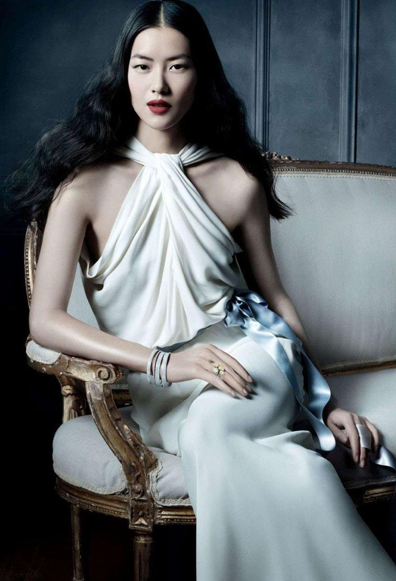 Michael Thompson Shoots Liu Wen, Doutzen Kroes, Karen Elson and More for Tiffany & Co. Spring 2013 Campaign