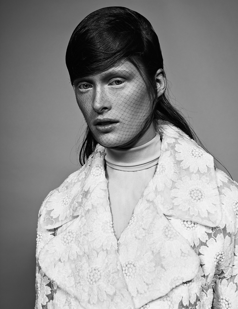 5 FW130405Soma 22835 Ilva Heitmann Dons All White for SOMA Magazine by Felix Wong