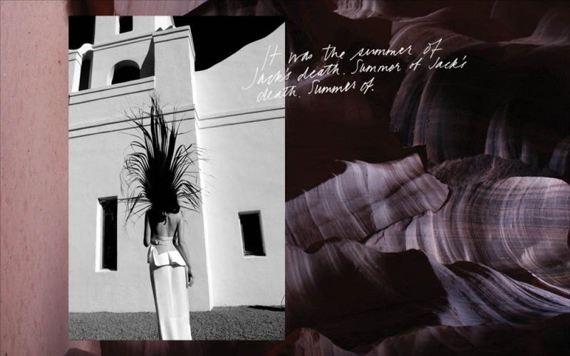 Elle Muliarchyk Launches New Multimedia Project 'Escapes from Paradise'