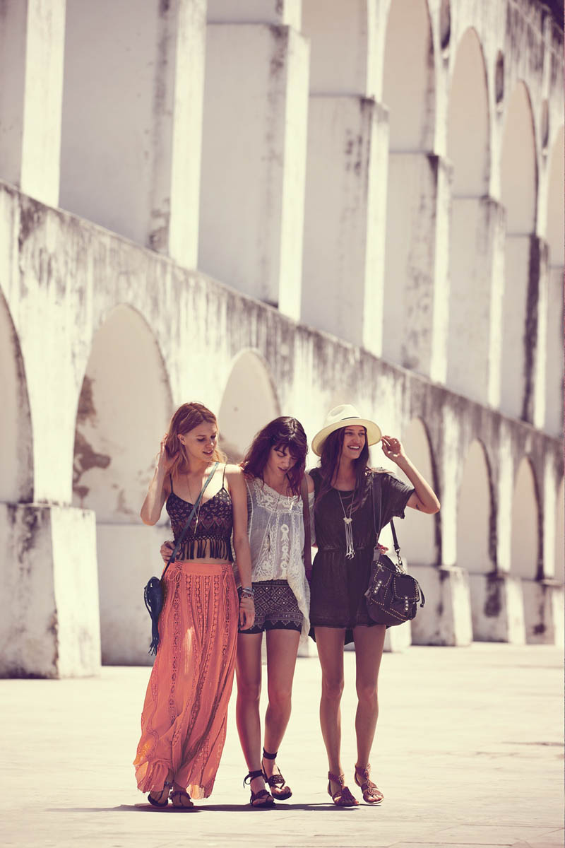 FreePeople Roshambo Rock May2013 2 Sheila Marquez Hits Rio in Part 2 of Free Peoples Roshambo Romance Catalogue