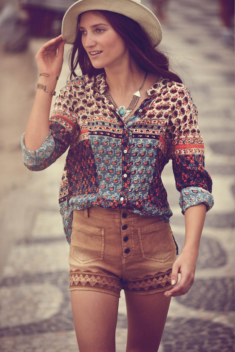 FreePeople Roshambo Rock May2013 9 Sheila Marquez Hits Rio in Part 2 of Free Peoples Roshambo Romance Catalogue