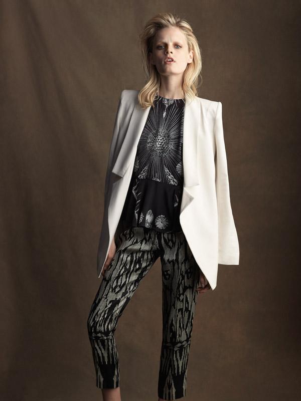 Hanne Gaby Odiele Stars in JASU Fall 2013 Campaign