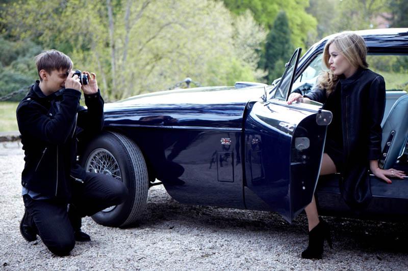 Georgia May Jagger Named Face of Sisley's Fall 2013 Campaign