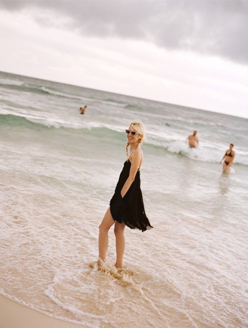 Naomi Preizler Heads to Tulum for Urban Outfitters Lookbook