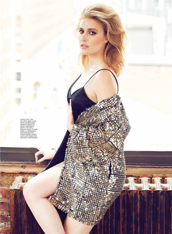 Pages from FLR06 Greta4 Greta Gerwig is Pretty in Marc Jacobs for Flares June 2013 Cover
