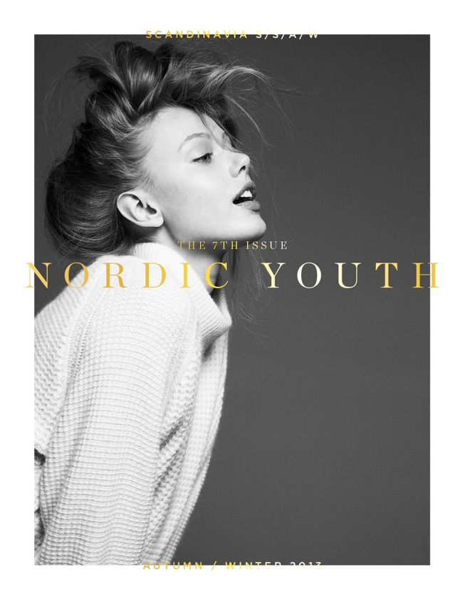 Frida Gustavsson Graces 5,000 Unique Covers for Scandinavia S/S/A/W