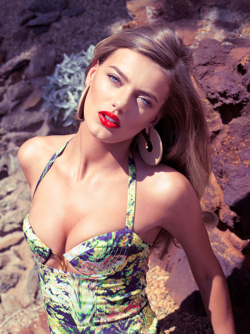 StevieMada BH 06 Bregje Heinen Sizzles for GQ UK July 2013 by Stevie and Mada