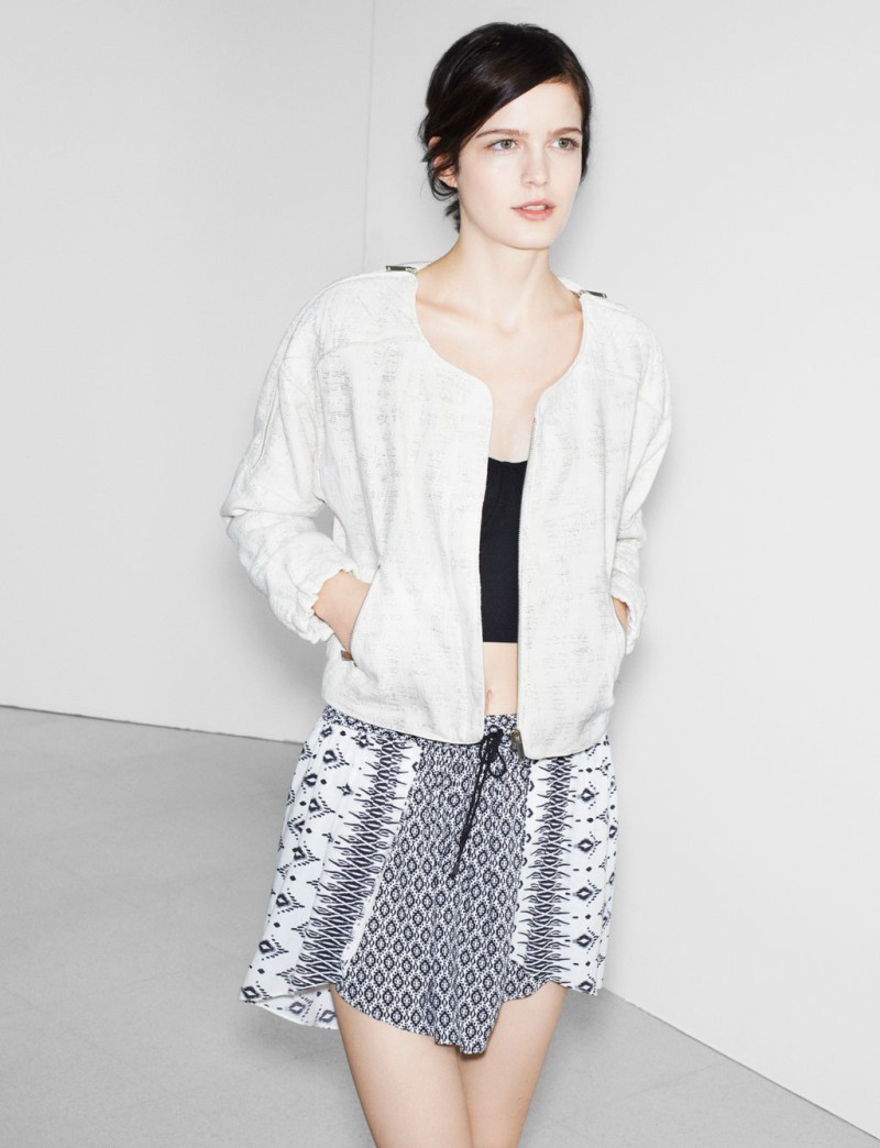 TRFZara1 Zara TRF May 2013 Lookbook