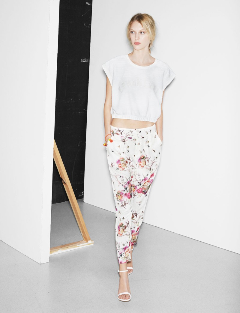 TRFZara2 Zara TRF May 2013 Lookbook