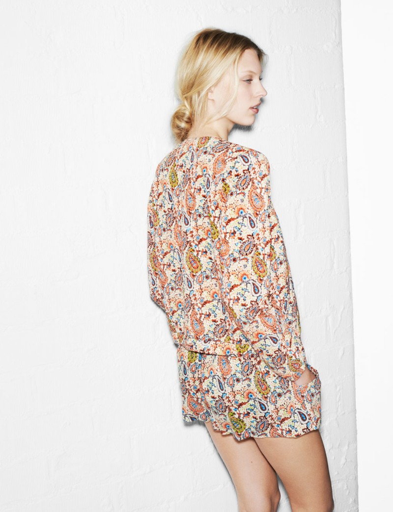 TRFZara8 Zara TRF May 2013 Lookbook