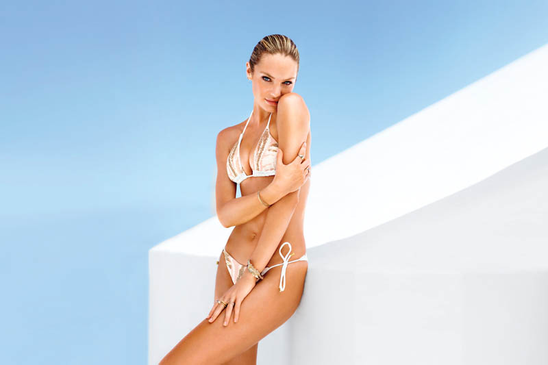 VSSexy1 Victorias Secret Taps Candice Swanepoel, Erin Heatherton and Magdalena Frackowiack for Island Hopping Catalogue