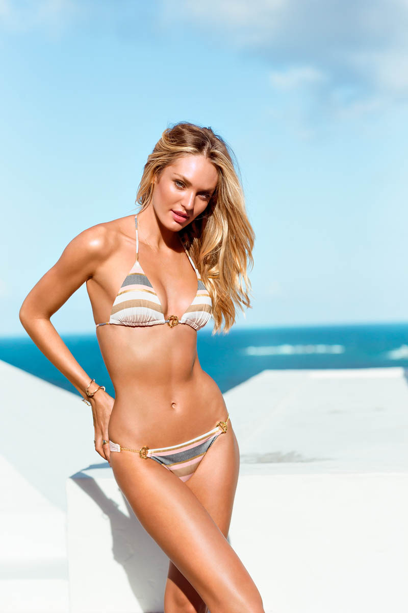 VSSexy12 Victorias Secret Taps Candice Swanepoel, Erin Heatherton and Magdalena Frackowiack for Island Hopping Catalogue