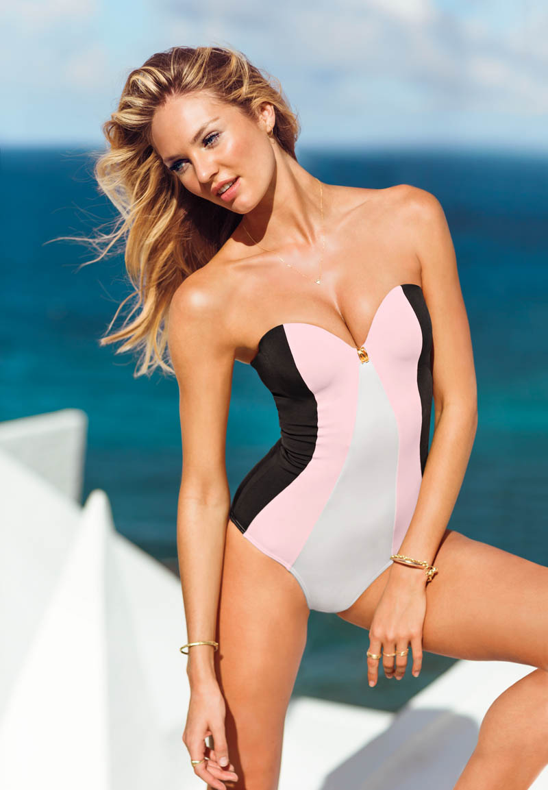 VSSexy2 Victorias Secret Taps Candice Swanepoel, Erin Heatherton and Magdalena Frackowiack for Island Hopping Catalogue