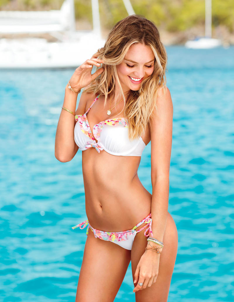 VSSexy4 Victorias Secret Taps Candice Swanepoel, Erin Heatherton and Magdalena Frackowiack for Island Hopping Catalogue