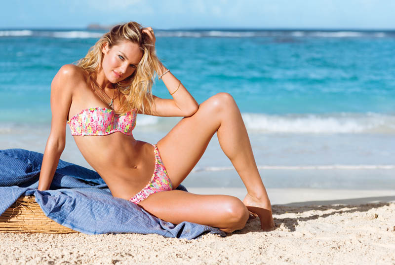 VSSexy6 Victorias Secret Taps Candice Swanepoel, Erin Heatherton and Magdalena Frackowiack for Island Hopping Catalogue