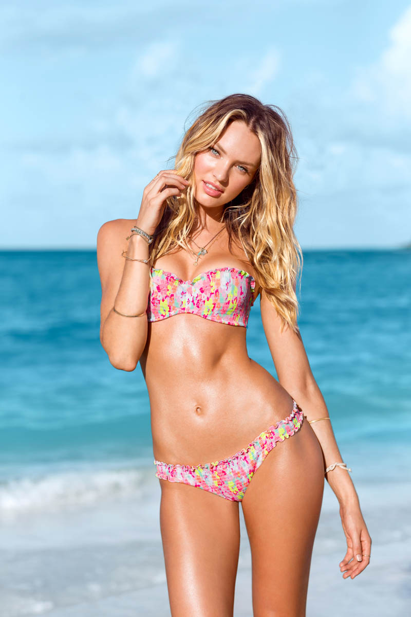 VSSexy7 Victorias Secret Taps Candice Swanepoel, Erin Heatherton and Magdalena Frackowiack for Island Hopping Catalogue