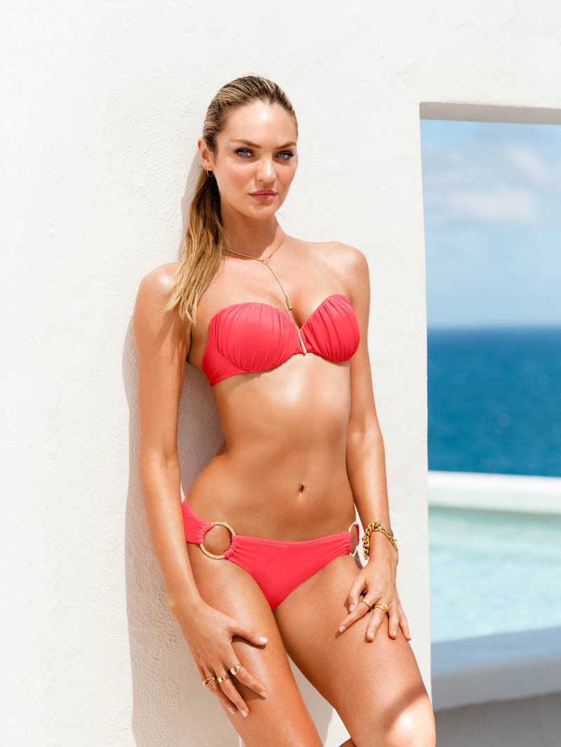 VSSexy8 Victorias Secret Taps Candice Swanepoel, Erin Heatherton and Magdalena Frackowiack for Island Hopping Catalogue