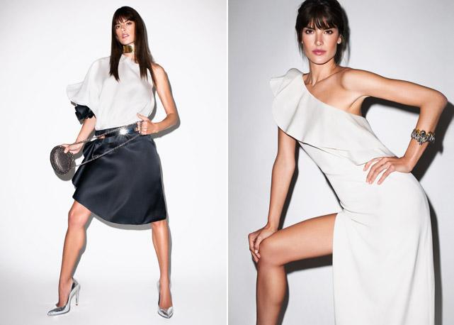 alessandra ambrosio bazaar0 A Gucci Clad Alessandra Ambrosio Covers Harpers Bazaar Brazil June 2013