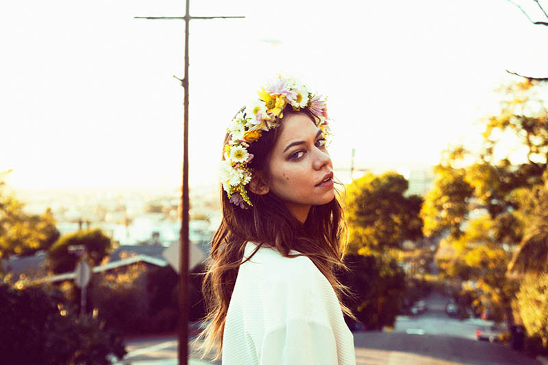 Analeigh Tipton Sports Bohemian Style for So It Goes #1
