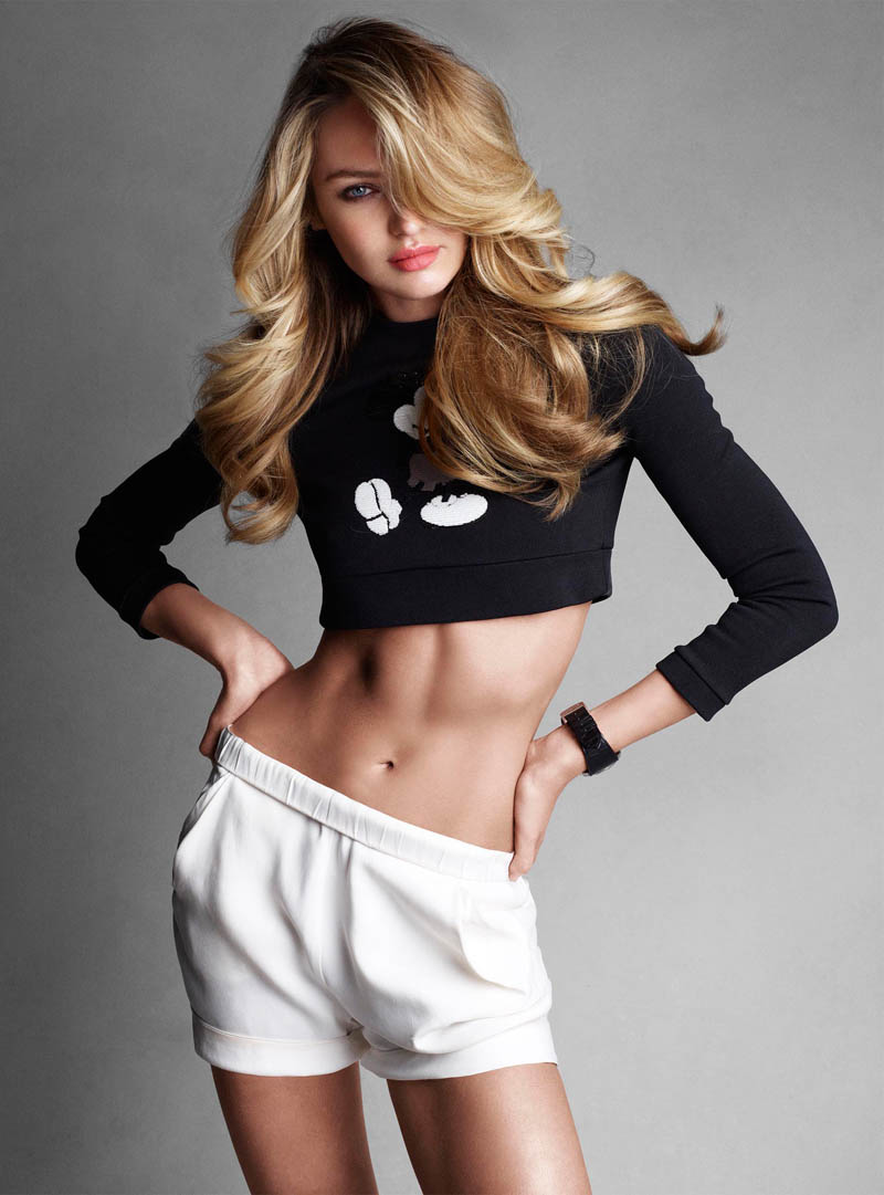 candice vogue shoot2 Candice Swanepoel Poses for Victor Demarchelier in Vogue Australia June 2013