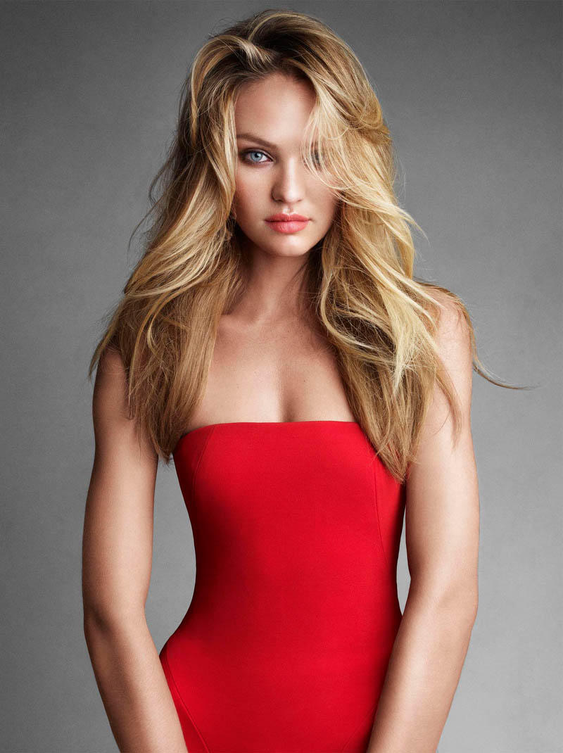 Candice Swanepoel Poses for Victor Demarchelier in Vogue Australia June 2013