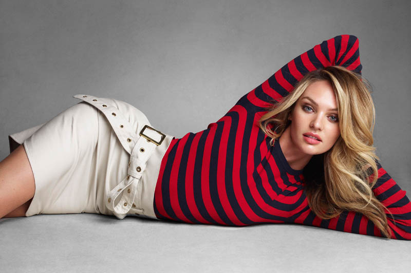 candice vogue shoot7 Candice Swanepoel Poses for Victor Demarchelier in Vogue Australia June 2013