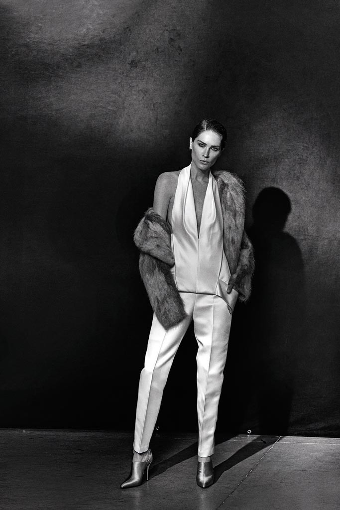 Peter Lindbergh Lenses Marc Jacobs, Miranda Kerr and More for the 2013 CFDA Journal