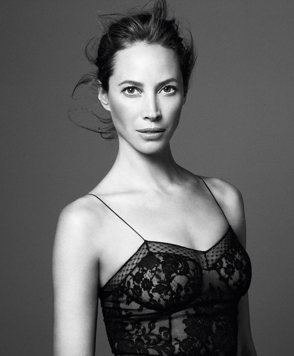 christy turlington harpers bazaar3 Christy Turlington Graces the June/July 2013 Cover of Harpers Bazaar US