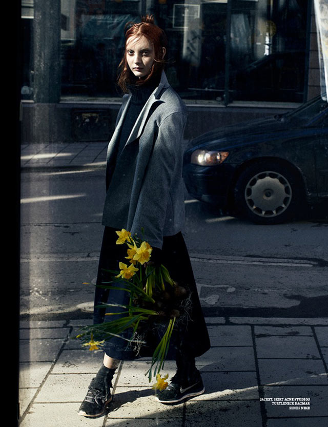codie young scandinavia ssaw9 Codie Young Takes to the Streets for Scandinavia S/S/A/W 2013 by Andreas Öhlund